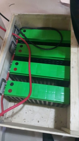 Telecom batteries 150 AH