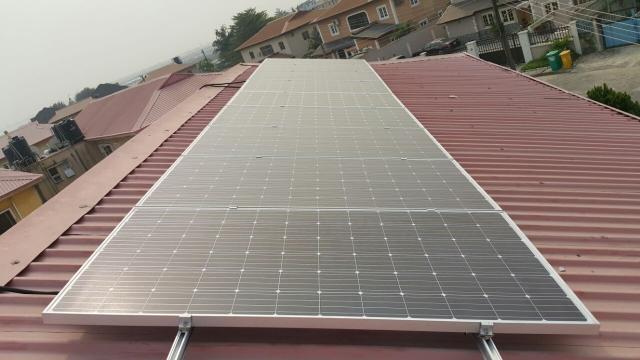 Mono solar panels