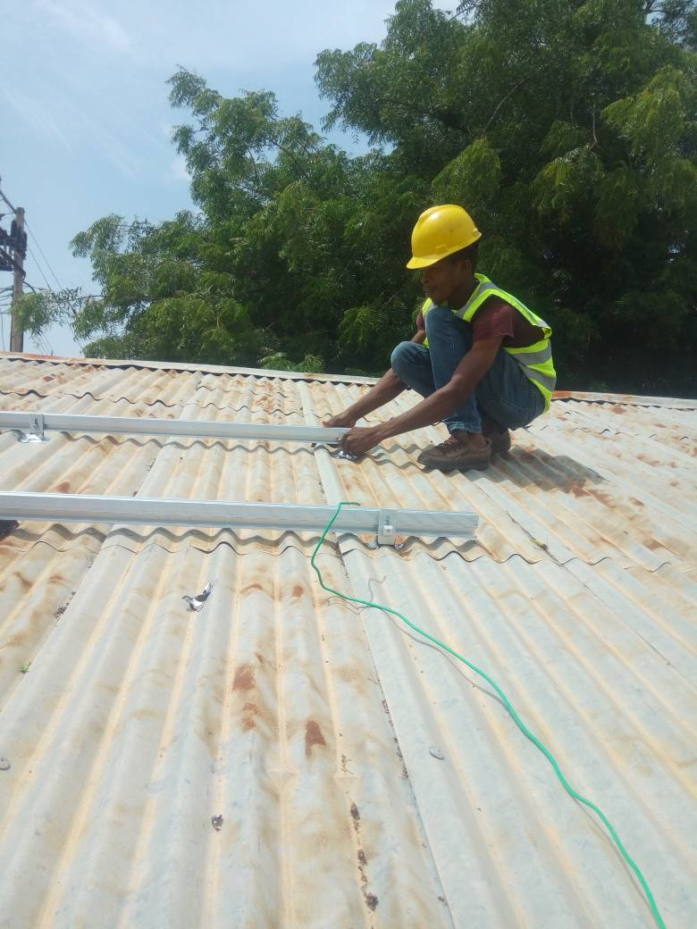 Solar Technician 1