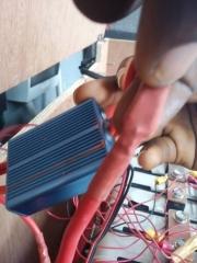 Nissan leaf battery for solar power in Lekki Lagos